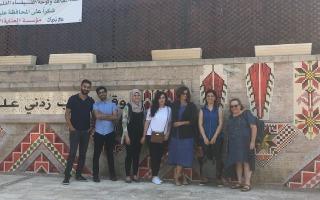 מלגות לסטודנטים לתארים מתקדמים ופרויקטים במזרח ירושלים: יצירת ערים שוויוניות יותר