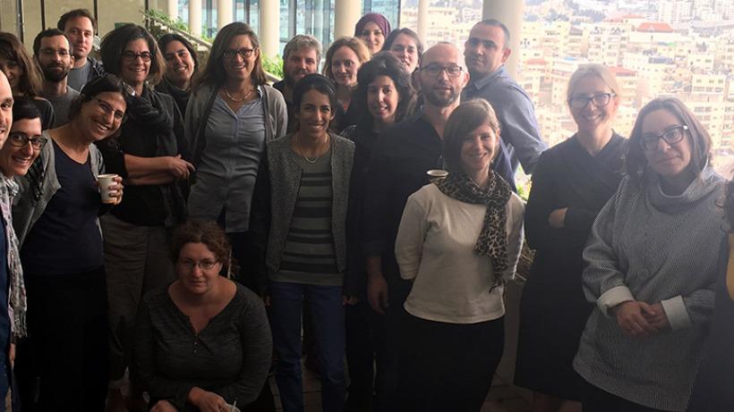 ערים מגוון וצדק מרחבי – קבוצת חוקרים
