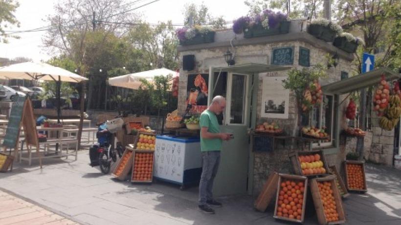 פלייסמייקינג בישראל