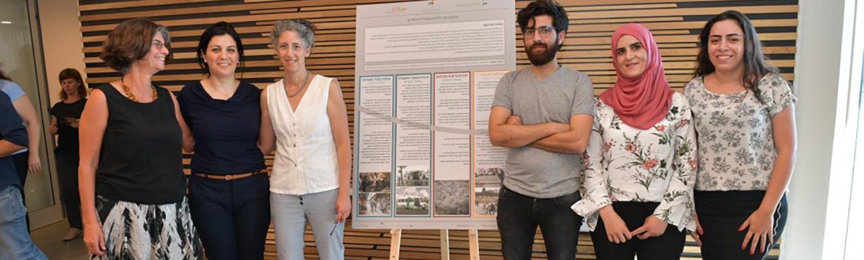 סדרת מפגשים לאנשי תכנון הפועלים במזרח העיר נובמבר 2018 - יולי 2019 | ירושלים